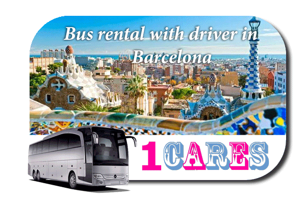 Rent a coach with driver in Barcelona