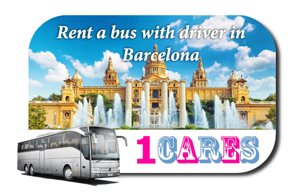 Hire a cоаch with driver in Barcelona