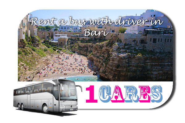 Rent a cоаch with driver in Bari