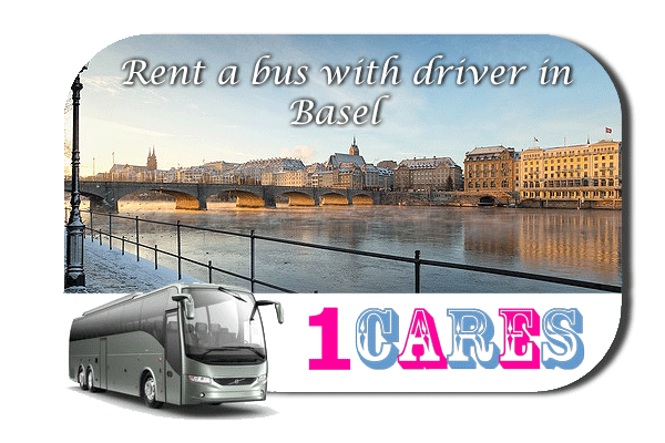 Rent a coach with driver in Basel