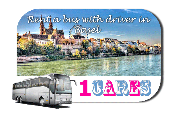 Hire a cоаch with driver in Basel