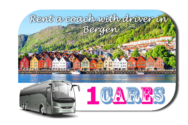 Rent a coach with driver in Bergen