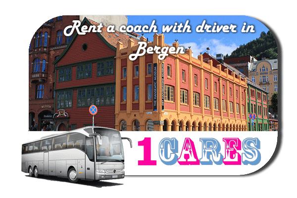Rent a cоаch with driver in Bergen