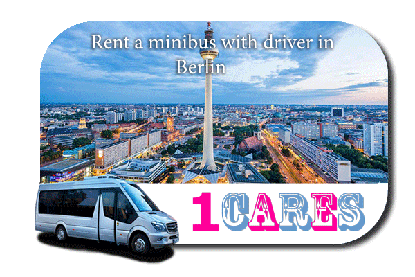 Hire a coach with driver in Berlin