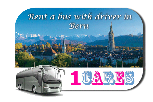 Rent a coach with driver in Bern