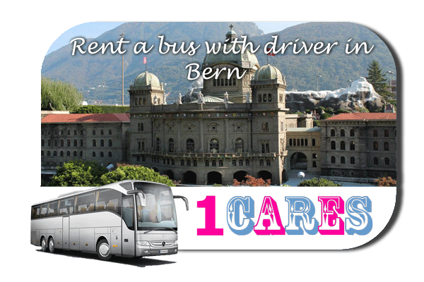 Hire a cоаch with driver in Bern