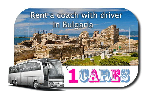Rent a coach with driver in Bulgaria