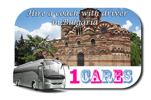 Rent a cоаch with driver in Bulgaria