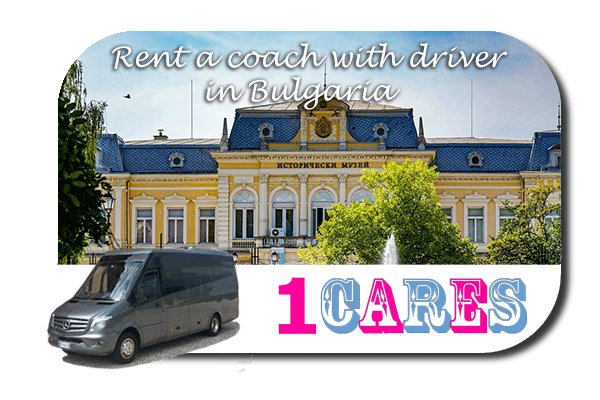Hire a coach with driver in Bulgaria