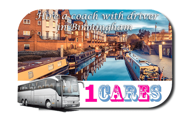 Rent a cоаch with driver in Birmingham