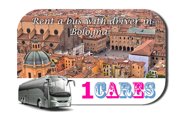 Rent a coach with driver in Bologna