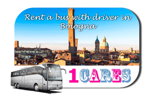 Rent a cоаch with driver in Bologna