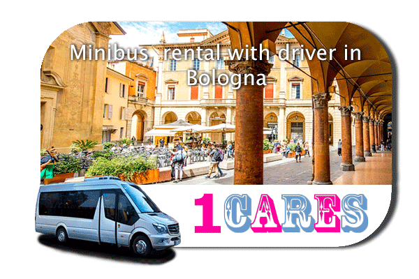 Hire a coach with driver in Bologna