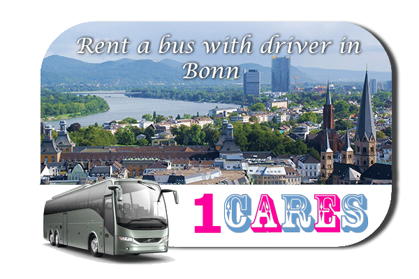 Rent a coach with driver in Bonn