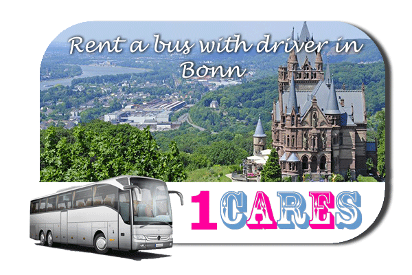 Rent a cоаch with driver in Bonn