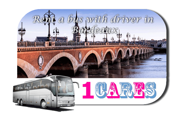 Rent a cоаch with driver in Bordeaux