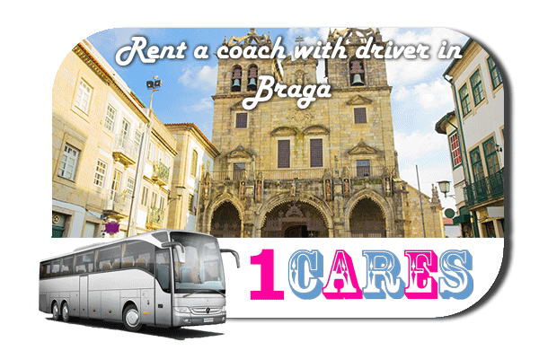 Rent a cоаch with driver in Braga