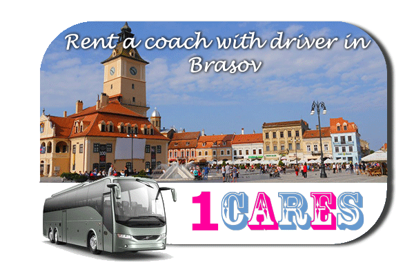 Rent a coach with driver in Brasov