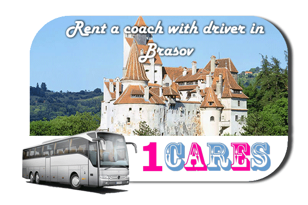 Rent a cоаch with driver in Brasov