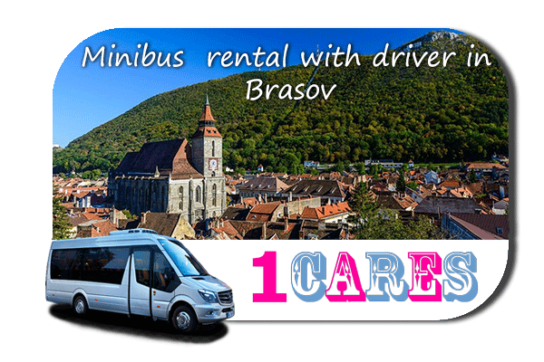 Hire a coach with driver in Brasov