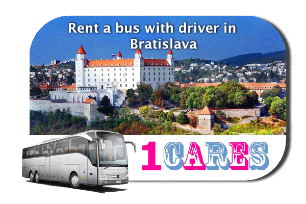 Rent a cоаch with driver in Bratislava
