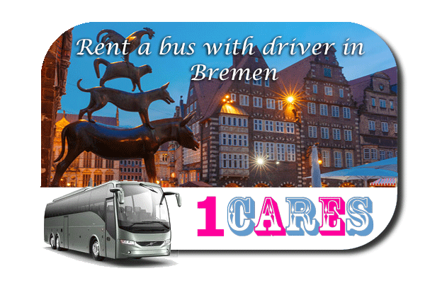 Rent a coach with driver in Bremen