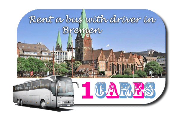 Rent a cоаch with driver in Bremen