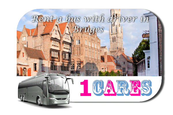 Rent a coach with driver in Bruges