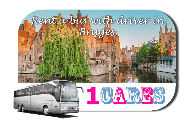 Rent a cоаch with driver in Bruges