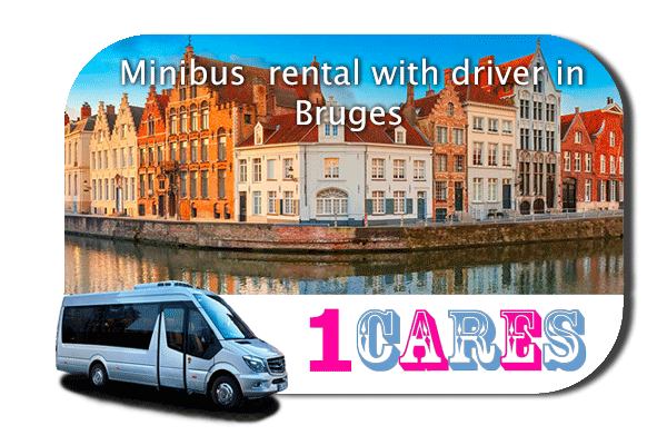 Hire a coach with driver in Bruges