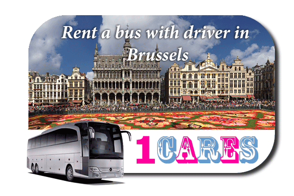 Rent a coach with driver in Brussels