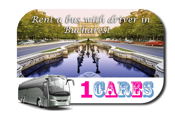 Rent a coach with driver in Bucharest