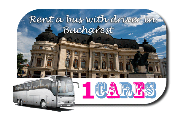 Rent a cоаch with driver in Bucharest