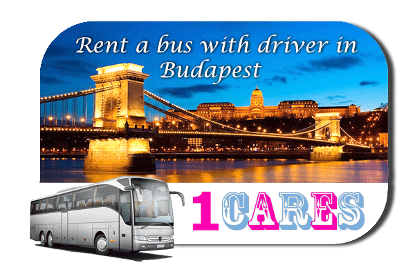 Hire a coach with driver in Budapest