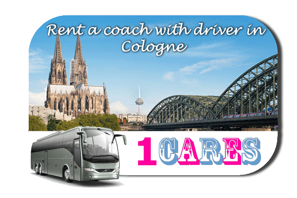 Rent a coach with driver in Cologne