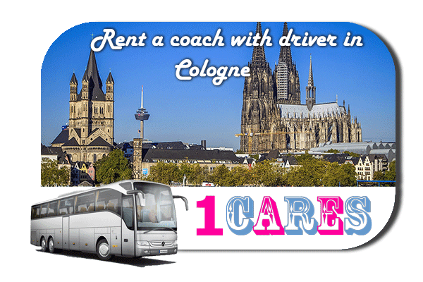 Rent a cоаch with driver in Cologne