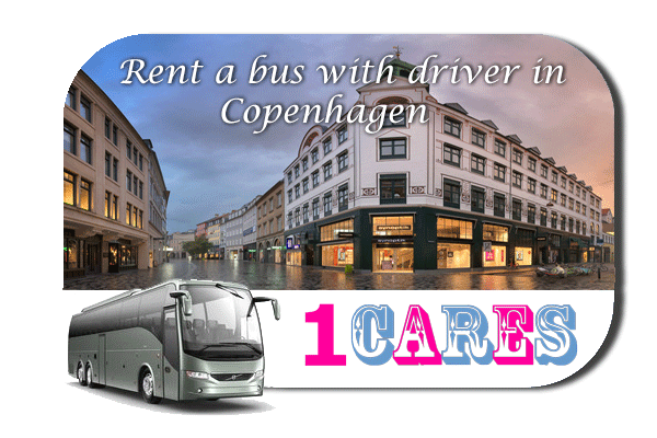 Rent a coach with driver in Copenhagen