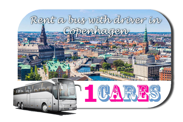 Rent a cоаch with driver in Copenhagen