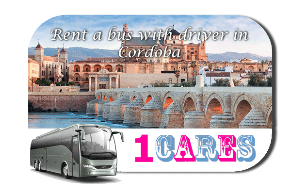 Rent a coach with driver in Cordoba