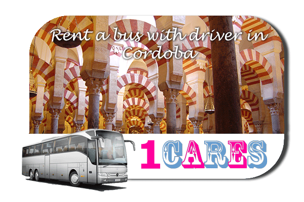 Rent a cоаch with driver in Cordoba