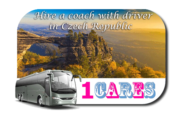 Rent a cоаch with driver in Czech Republic