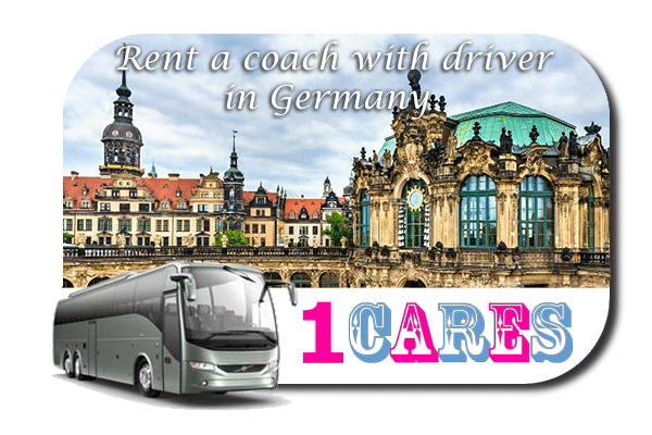 Rent a cоаch with driver in Germany
