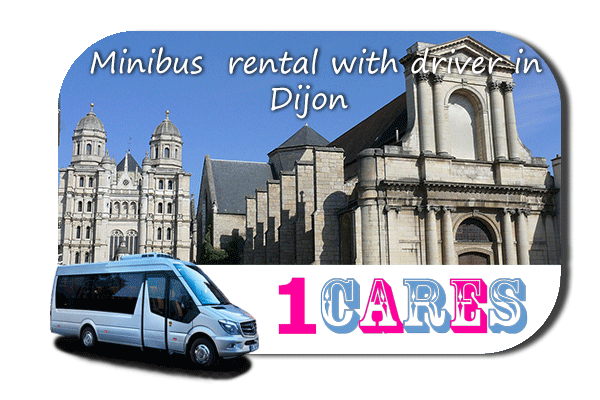 Hire a coach with driver in Dijon