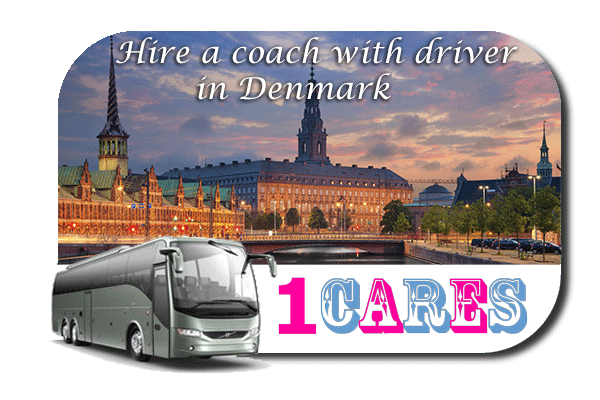 Rent a cоаch with driver in Denmark