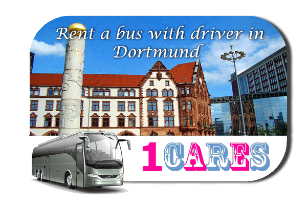 Rent a coach with driver in Dortmund