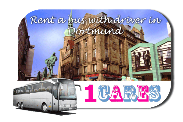 Rent a cоаch with driver in Dortmund