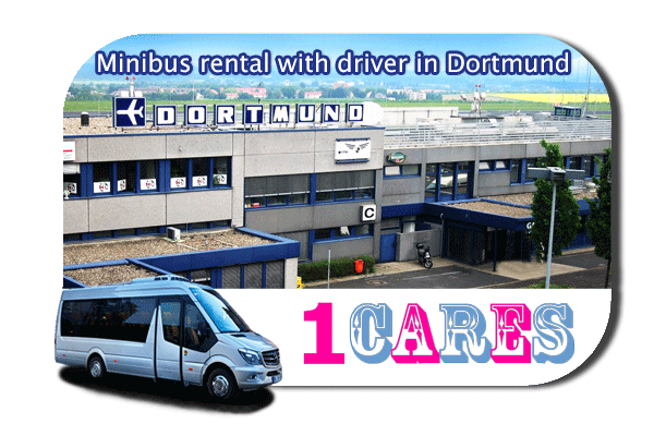 Hire a coach with driver in Dortmund
