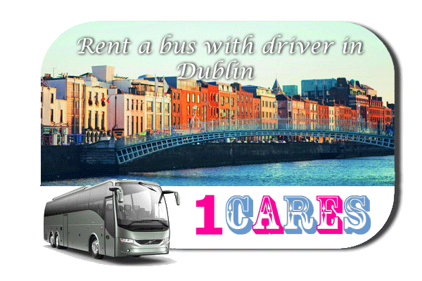 Rent a coach with driver in Dublin