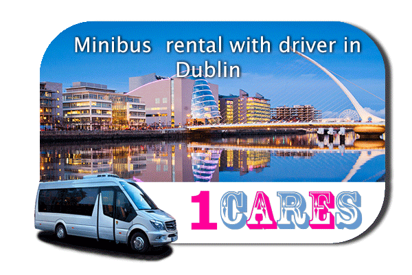 Hire a coach with driver in Dublin