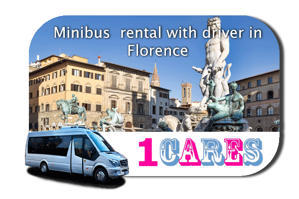 Hire a coach with driver in Florence